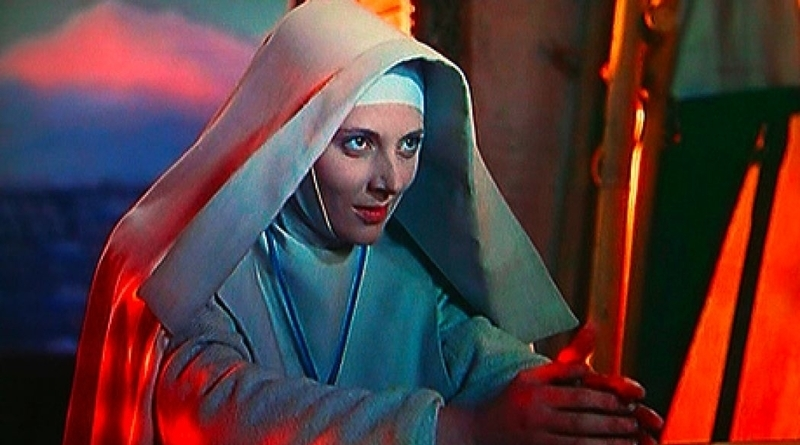 Black Narcissus Film Header