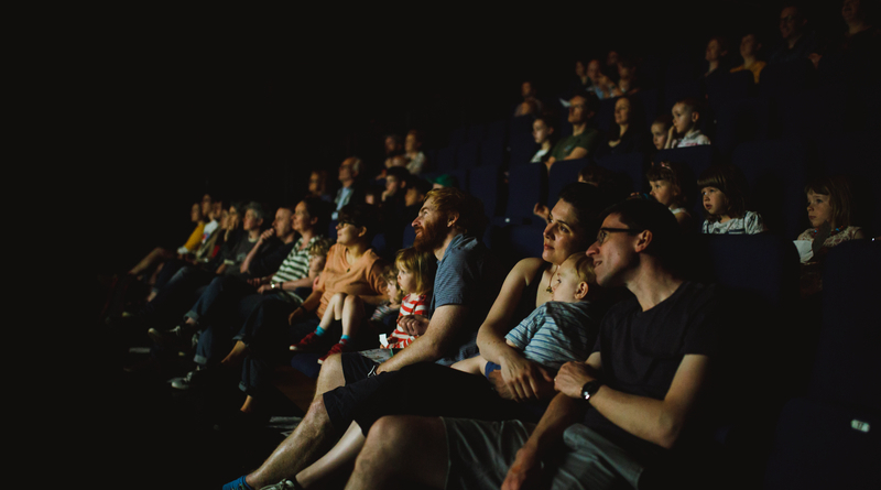 Flatpack Film Festival Header