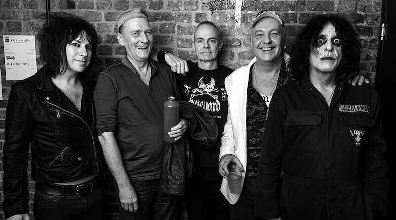 Killing Joke UK tour Wolverhampton 2019