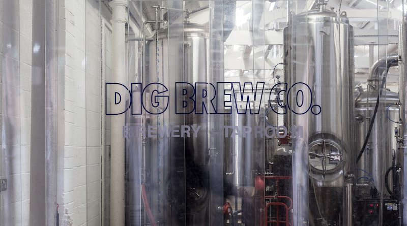 dig brew co digbeth birmingham