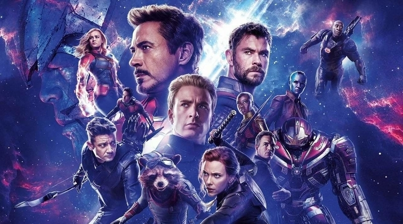 Avengers Endgame film header