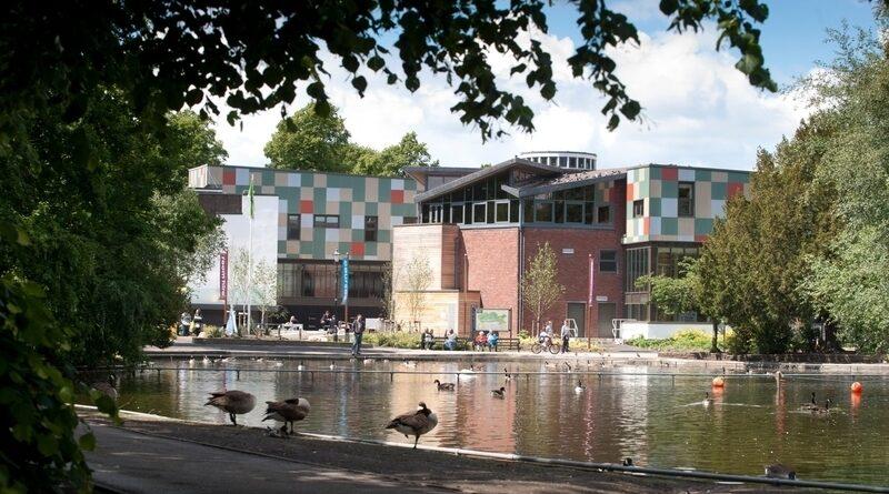 Midlands Art Centre header
