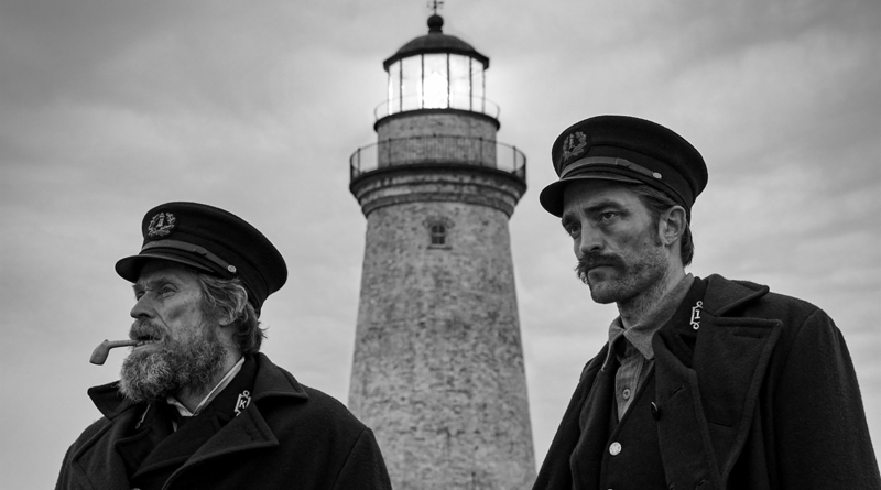 The Lighthouse film header