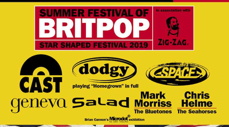 star shaped festival birmingham