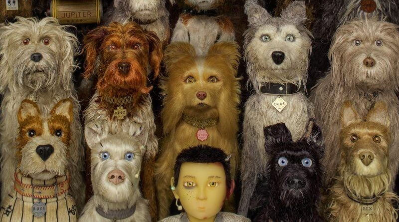 Isle of Dogs film header