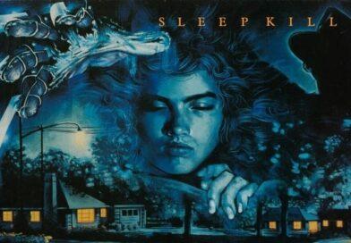 A Nightmare on Elm Street film header