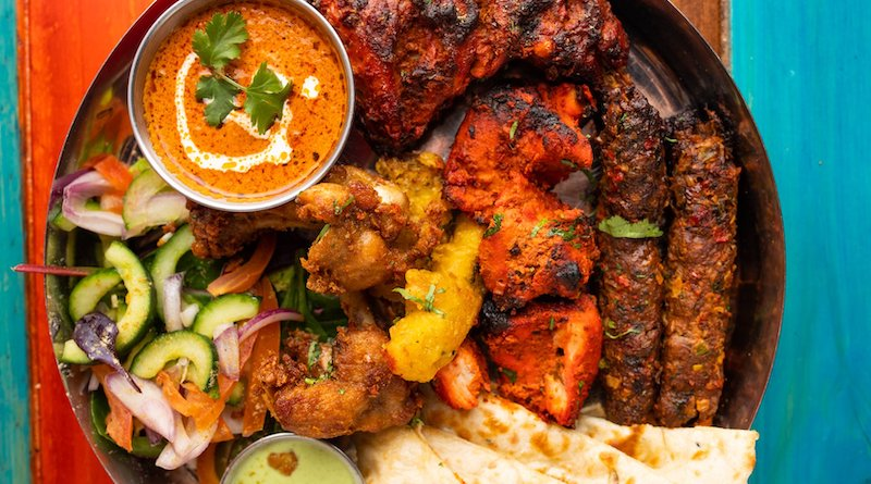 Indian Street Food Restaurant Indico To Open In The Mailbox