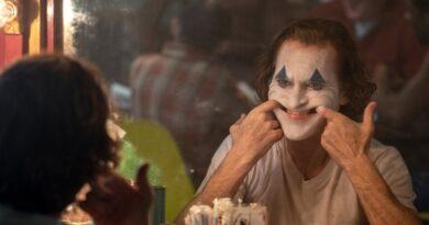 Joker film header