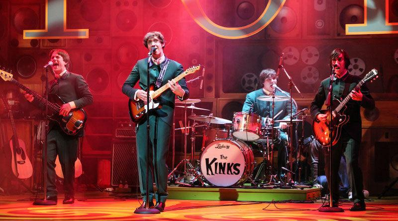 Kinks Sunny Afternoon Birmingham