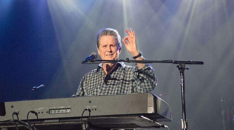 brian wilson beach boys uk tour