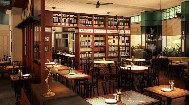 dishoom birmingham paradise restaurant