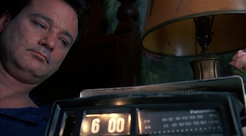 Groundhog Day film header
