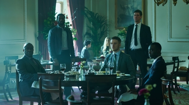 Tv Review Gareth Evans Gangs Of London Raises The Bar For Action Drama