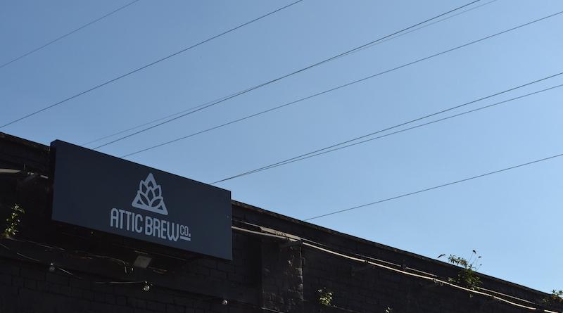 Attic Brew Co Stirchley Birmingham