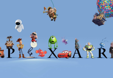 Pixar film ranking header