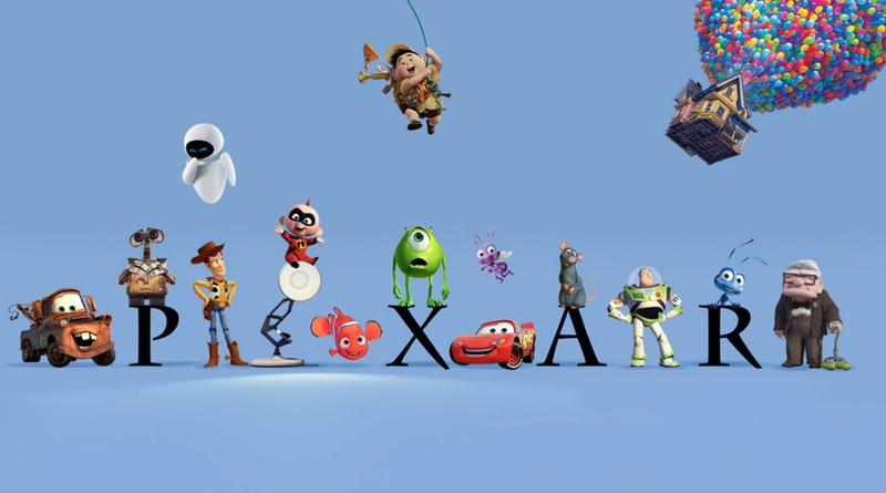 Pixar film ranking header