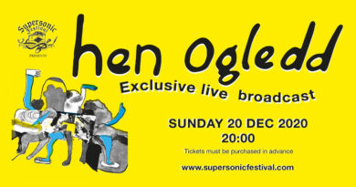 Hen Ogledd announce two exclusive live broadcasts for December