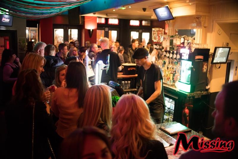 Missing Bar - Birmingham