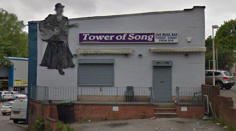 Tower of Song Birmingham